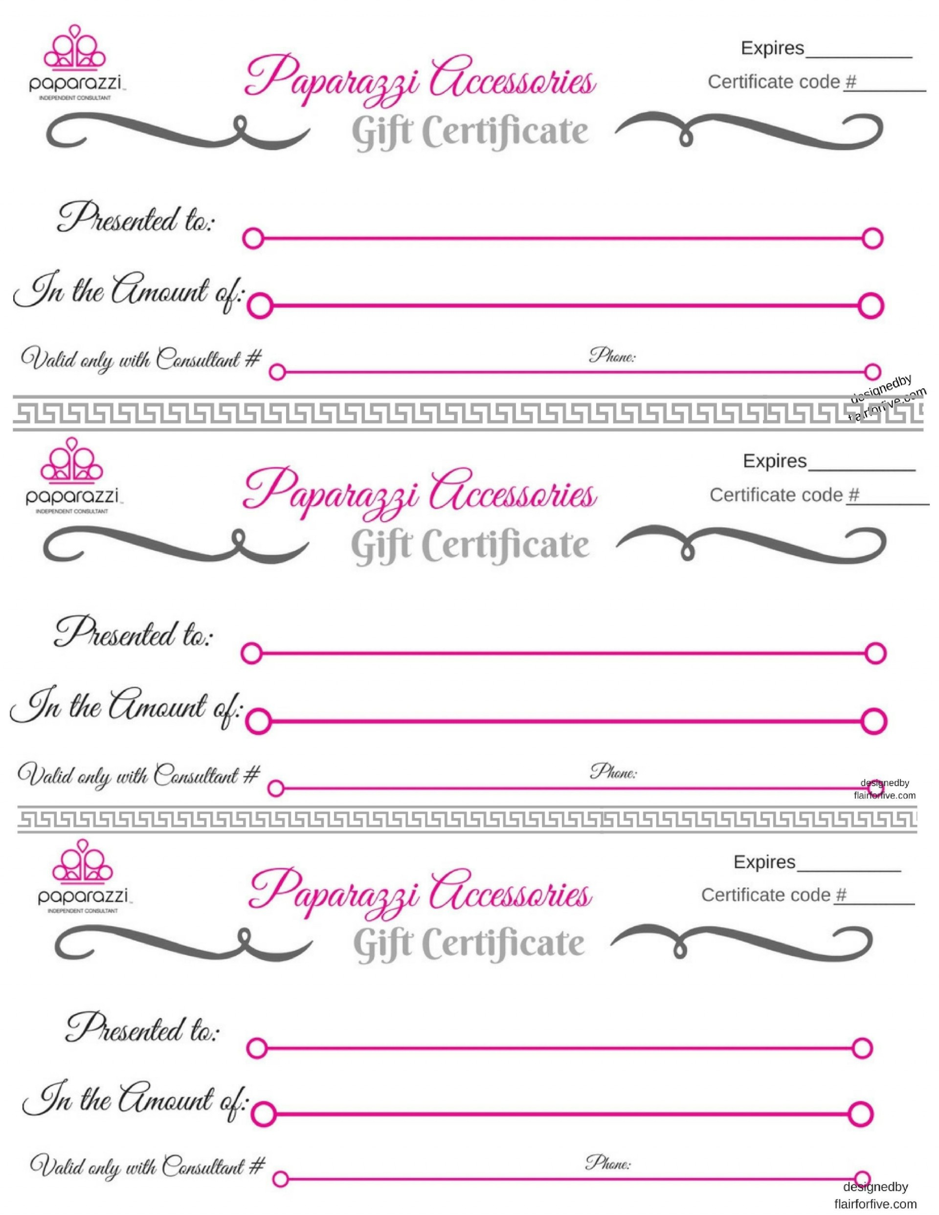 000 Striking Printable Gift Certificate Template High Def  Card Free Christma Massage1920