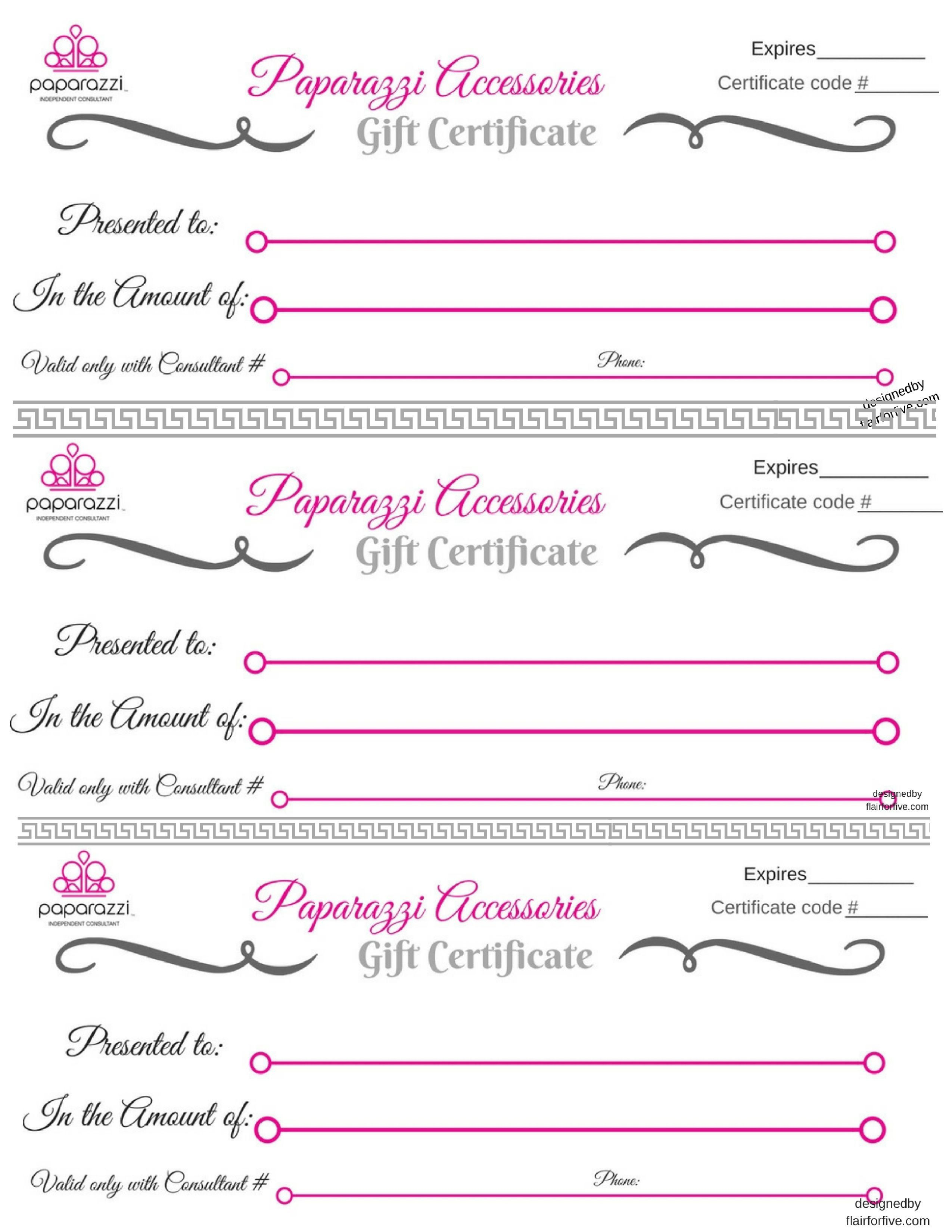 000 Striking Printable Gift Certificate Template High Def  Card Free Christma MassageFull
