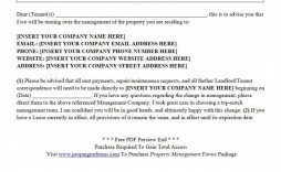 000 Striking Property Management Contract Template Free Image  Uk