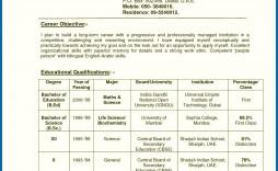 000 Striking Resume Example For Teacher Job Image  Sample Cv School