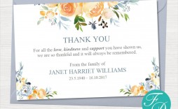 000 Striking Thank You Note Card Template Word Concept