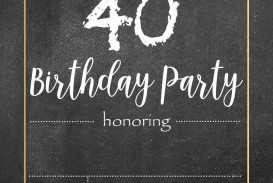 000 Stunning Chalkboard Invitation Template Free Example  Download Birthday