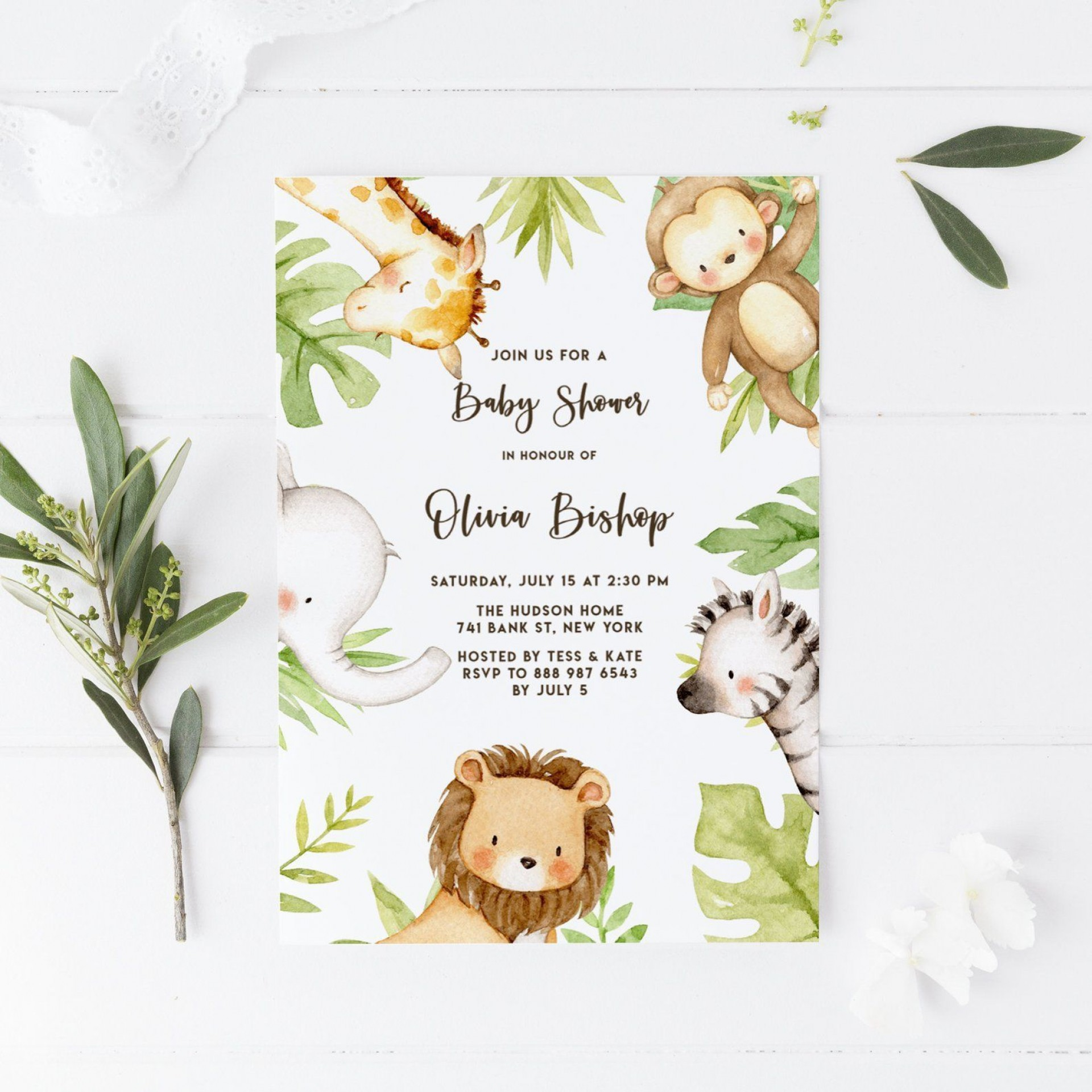 000 Stunning Diy Baby Shower Invitation Template Example  Templates Diaper Free1920