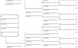 000 Stunning Excel Family Tree Template Idea  7 Generation 4