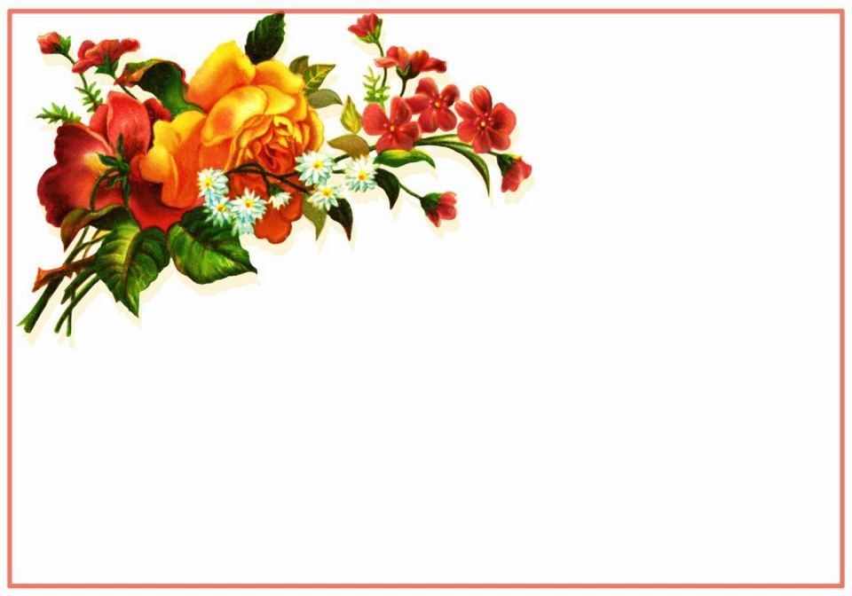 000 Stunning Free Download Holiday Card Template Picture 960