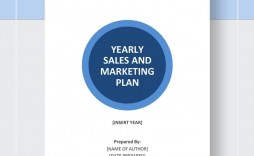 000 Stunning Free Hotel Sale And Marketing Plan Template Picture