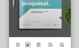 000 Stunning Graphic Design Proposal Template Word Concept
