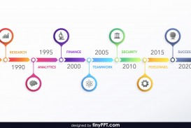 000 Stunning Powerpoint Timeline Template Free Download High Definition  History