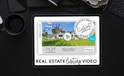 000 Stunning Real Estate Marketing Video Template High Definition  Templates