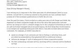 000 Stunning Sale Cover Letter Template Example  Retail Assistant Free For Manager Position