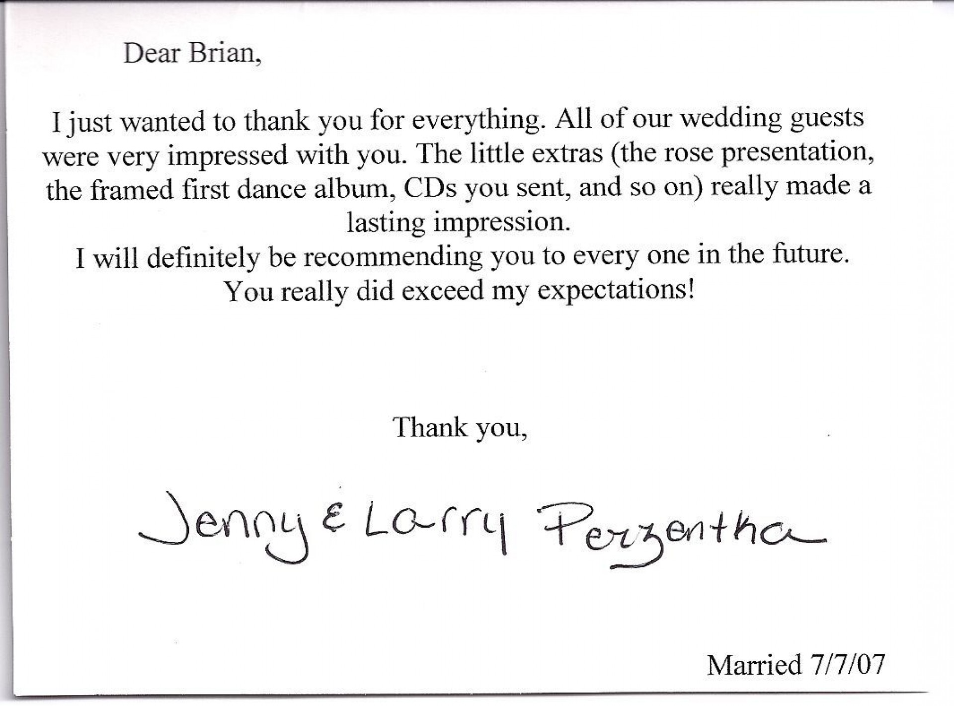 000 Stunning Thank You Note Format Wedding Inspiration  Example Card Wording Not Attending Sample For Gift1920
