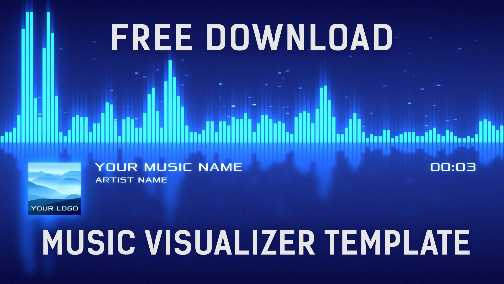 000 Stupendou After Effect Template Free Download Example  Downloads Logo Intro Birthday Slideshow1920