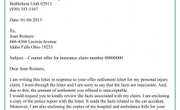 000 Stupendou Counter Offer Letter Template Picture  Real Estate Settlement Debt