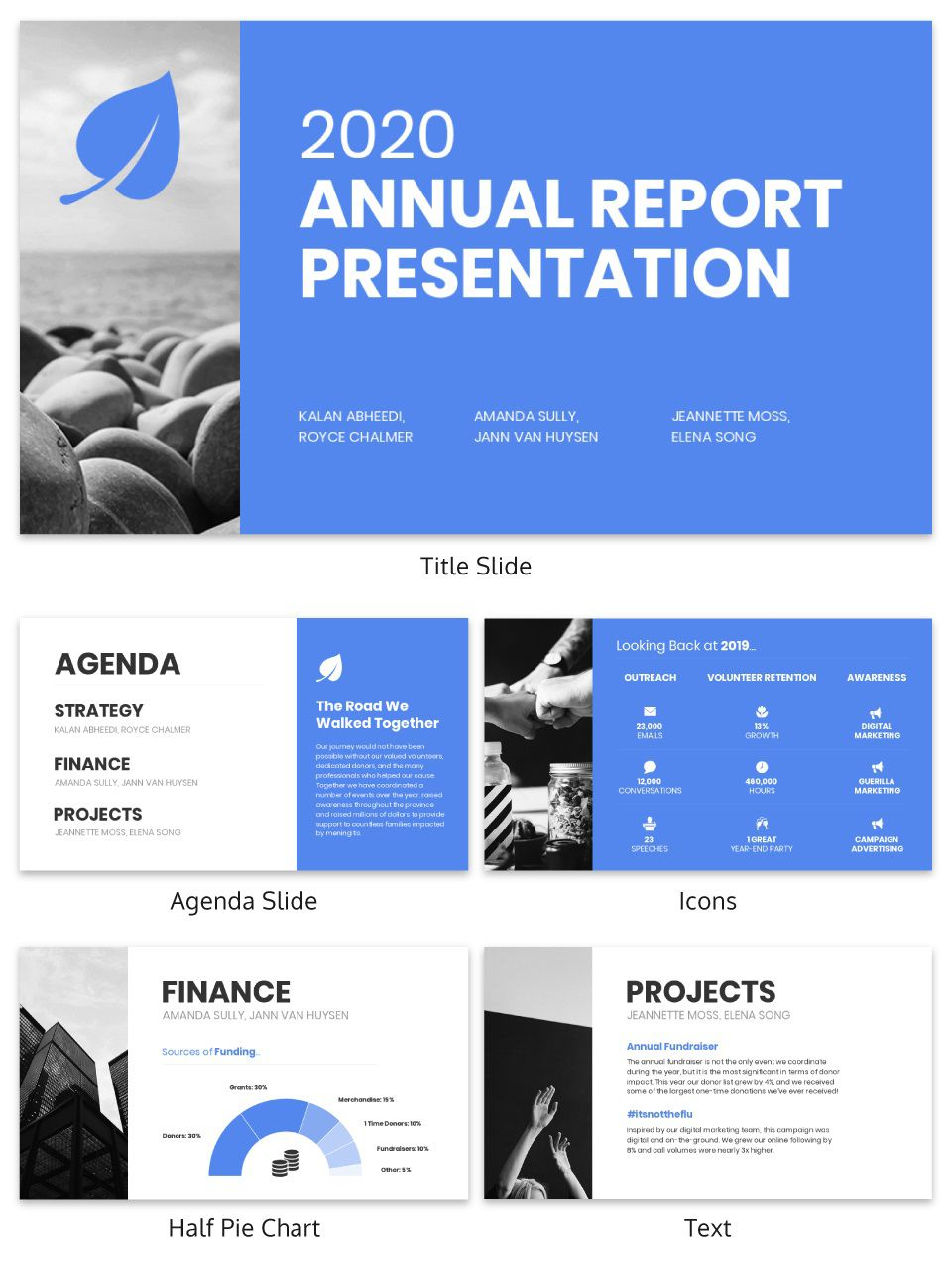 000 Stupendou Non Profit Annual Report Template High Def  Not For Small NonprofitFull
