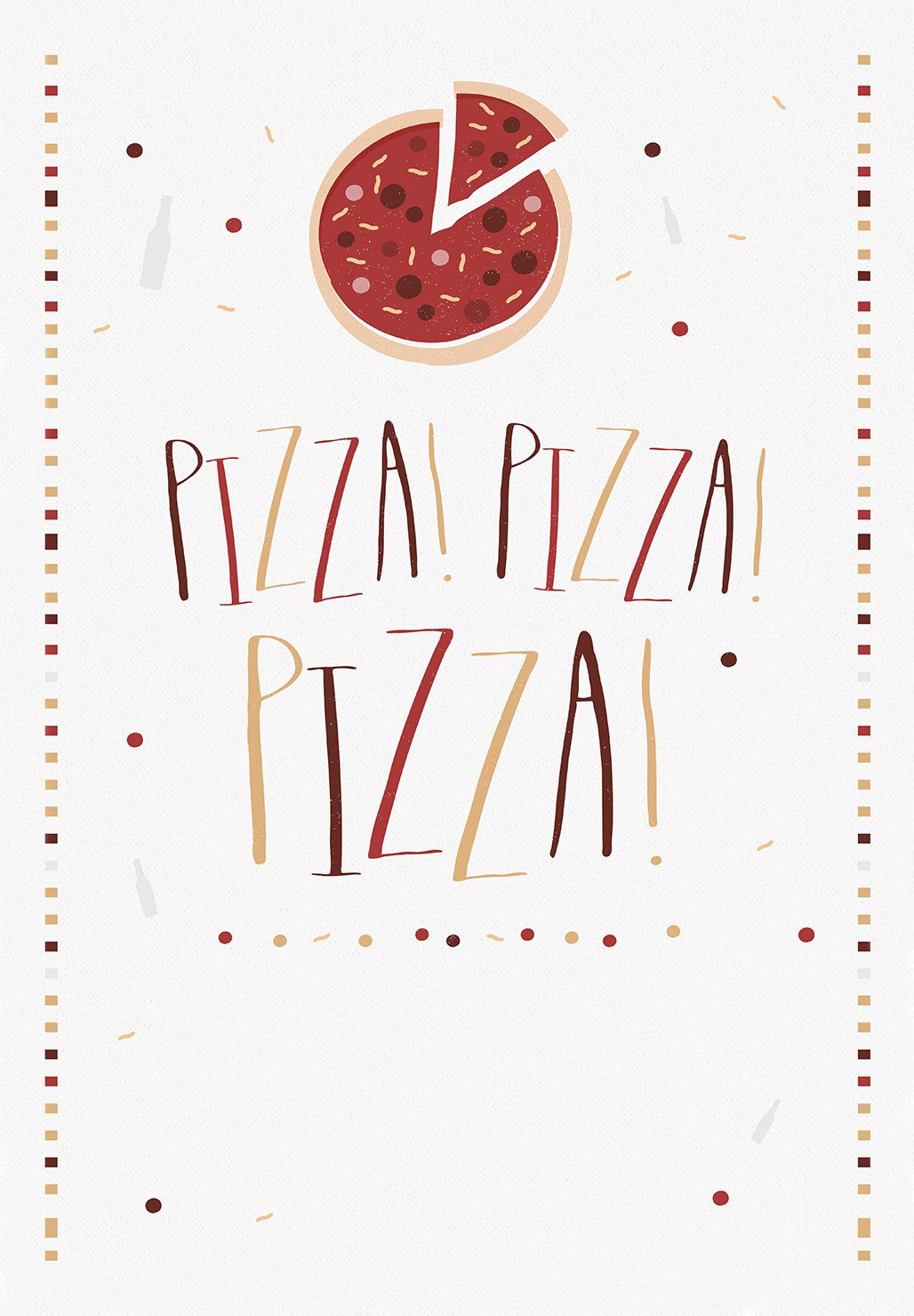 000 Stupendou Pizza Party Invitation Template Free High Resolution  PrintableFull