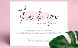 000 Stupendou Thank You Note Template Free Printable Highest Quality