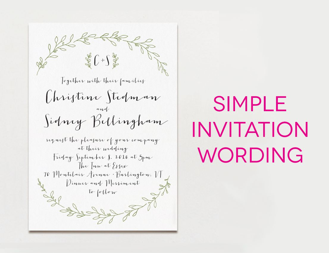000 Stupendou Wedding Invite Wording Template Photo  Templates Chinese Invitation Microsoft Word From Bride And Groom Example InvitingFull