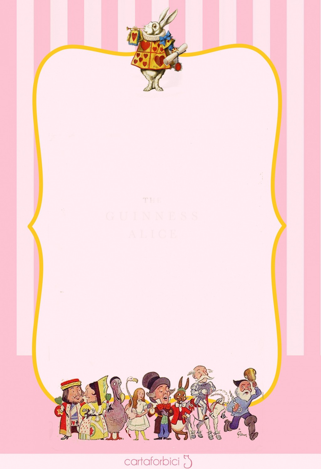 000 Surprising Alice In Wonderland Invite Template High Resolution  Party Invitation FreeLarge
