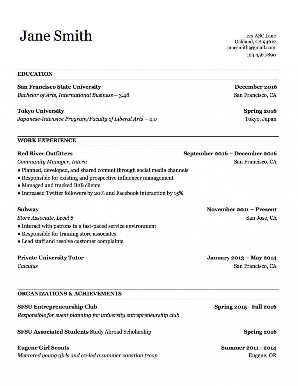 000 Surprising Basic Resume Template Free Design  Easy Download Word Australia DocLarge