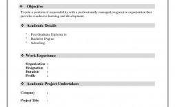 000 Surprising Basic Resume Template Word Idea  Free Download 2020