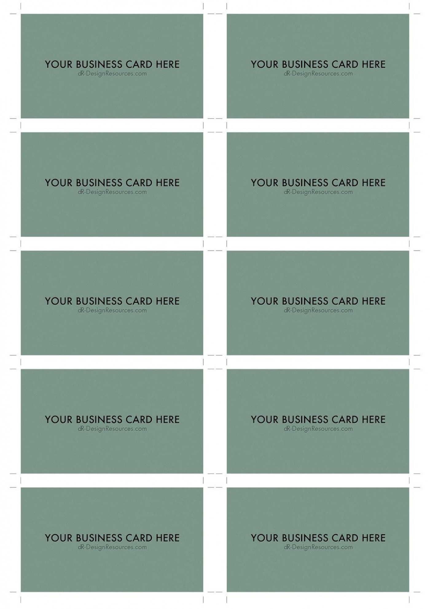 000 Surprising Blank Busines Card Template Photoshop Inspiration  Free Download Psd1400