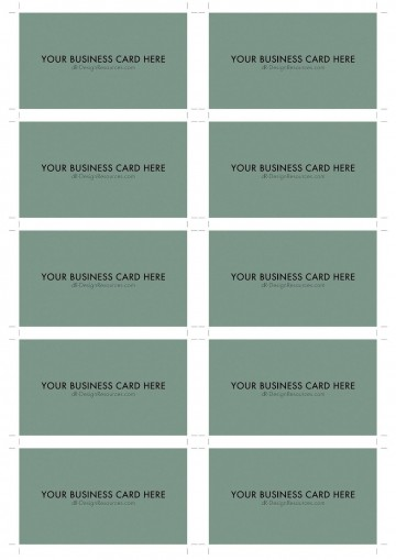 000 Surprising Blank Busines Card Template Photoshop Inspiration  Free Download Psd360