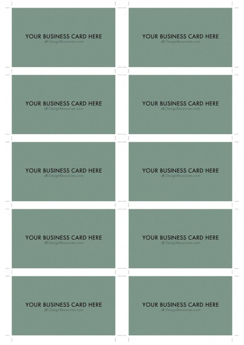 000 Surprising Blank Busines Card Template Photoshop Inspiration  Free Download Psd480