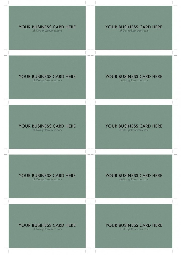 000 Surprising Blank Busines Card Template Photoshop Inspiration  Free Download Psd728