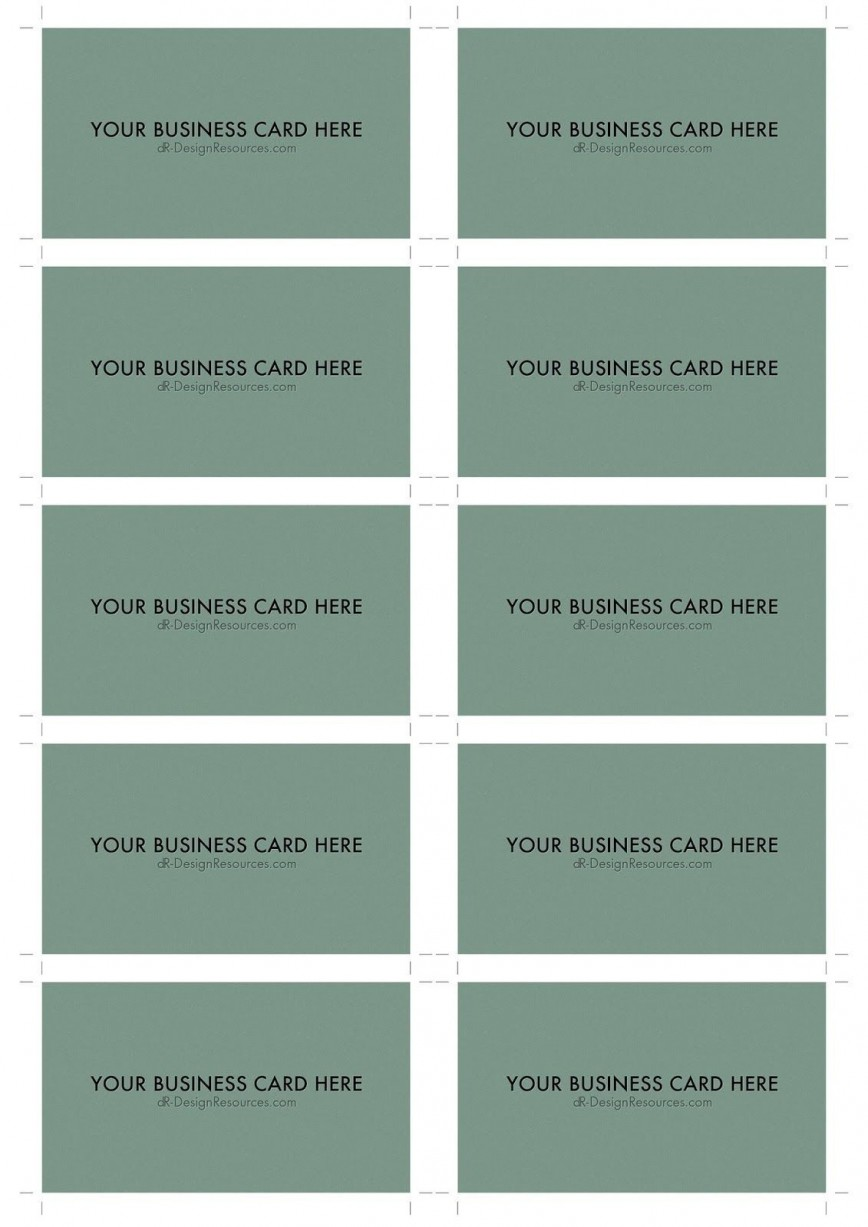 000 Surprising Blank Busines Card Template Photoshop Inspiration  Free Download Psd868
