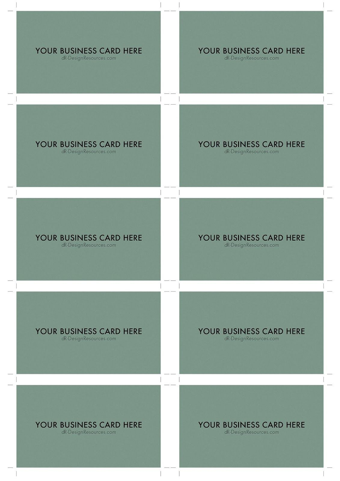 000 Surprising Blank Busines Card Template Photoshop Inspiration  Free Download PsdFull