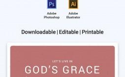 000 Surprising Free Church Program Template Download Design  Downloads