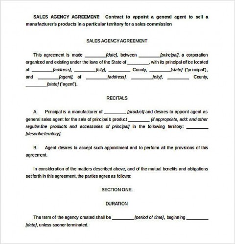 000 Surprising Free Service Contract Template Idea  Cleaning Lawn480
