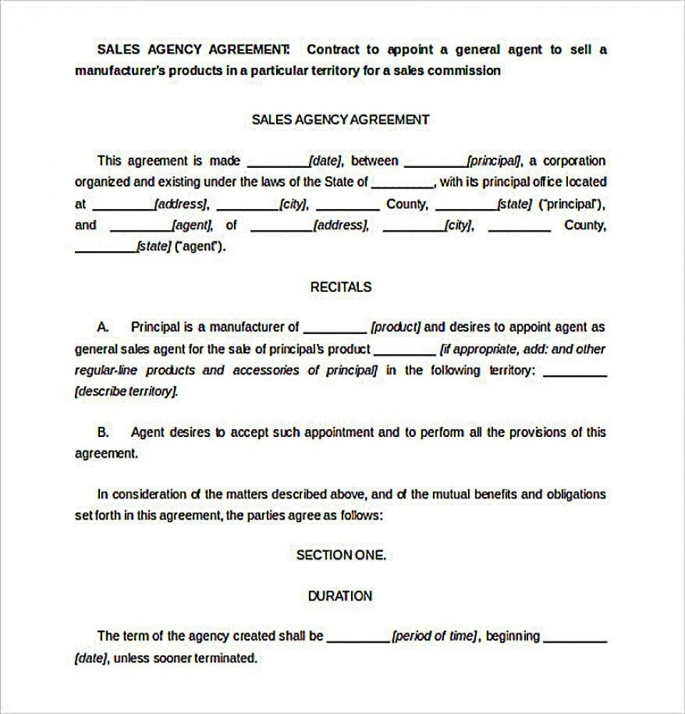 000 Surprising Free Service Contract Template Idea  Cleaning Lawn960