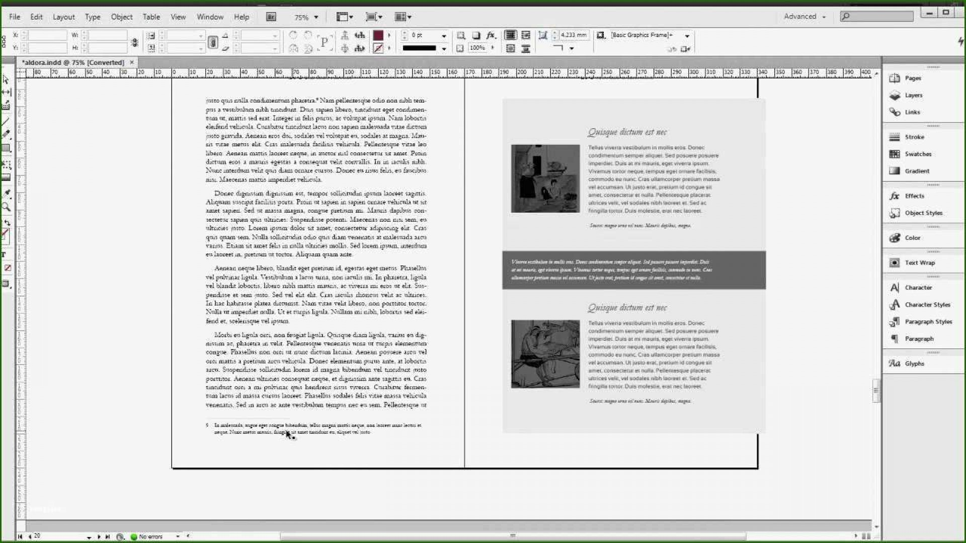 000 Surprising Indesign Book Layout Template Inspiration  Free Download1920