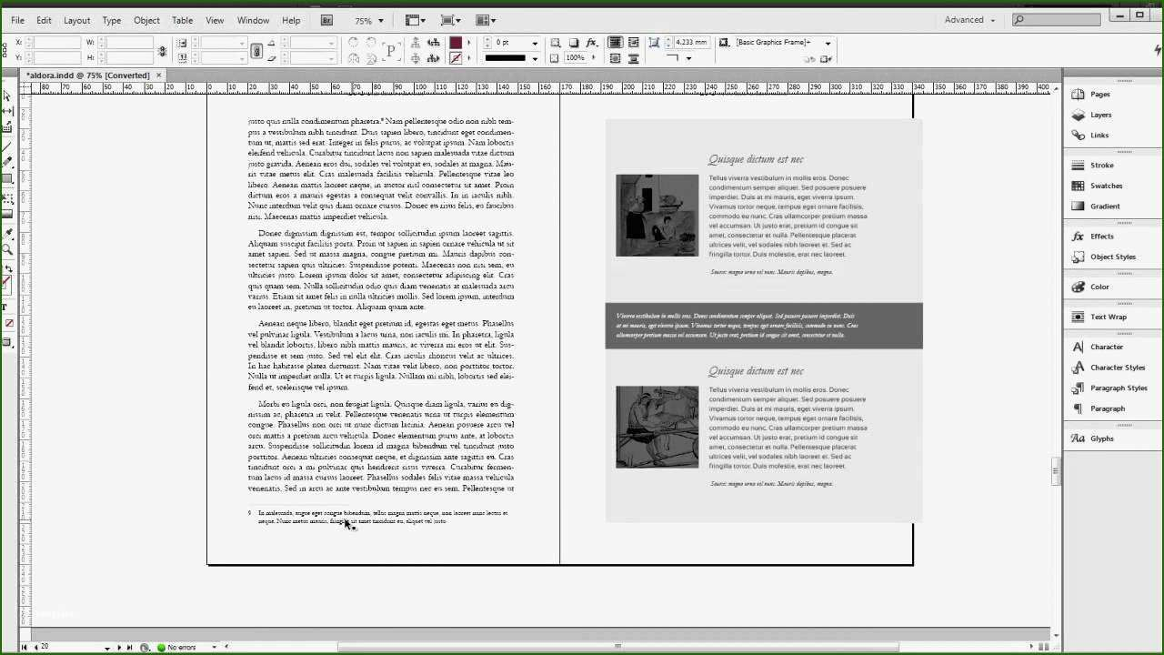 000 Surprising Indesign Book Layout Template Inspiration  Free DownloadFull