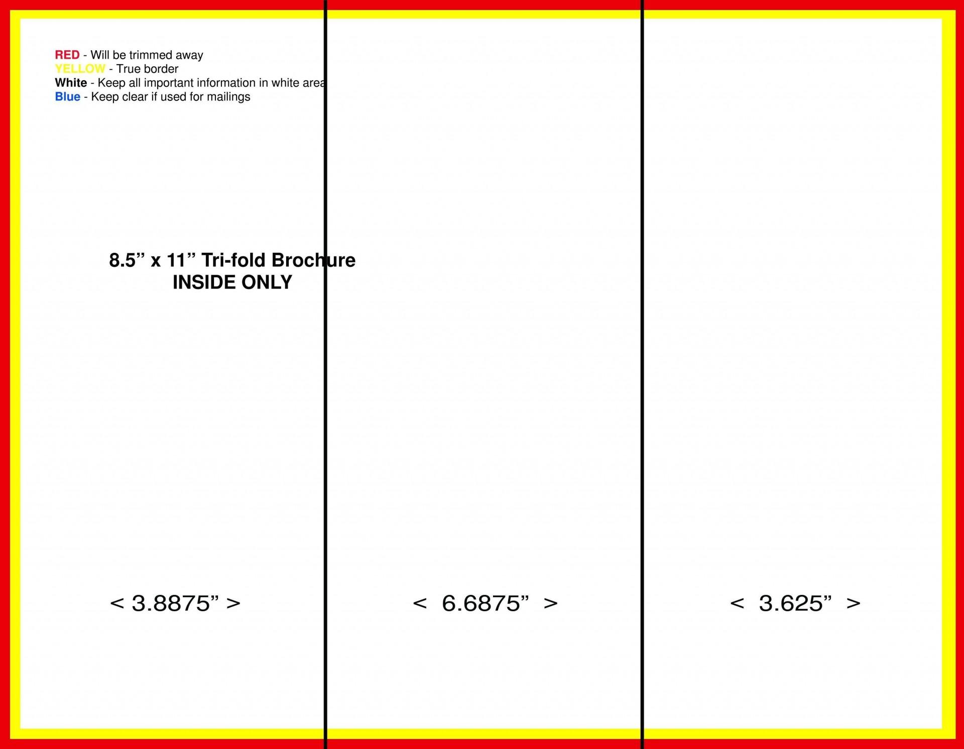 000 Surprising M Word Tri Fold Brochure Template Inspiration  Microsoft Free Download1920