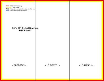 000 Surprising M Word Tri Fold Brochure Template Inspiration  Microsoft Free Download360