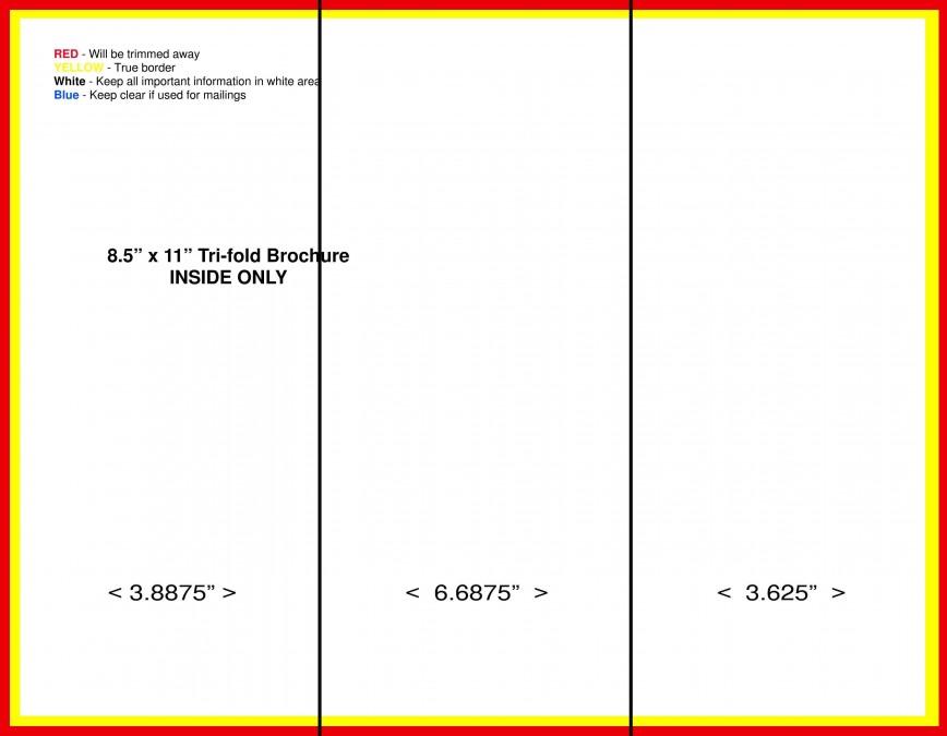 000 Surprising M Word Tri Fold Brochure Template Inspiration  Microsoft Free Download868