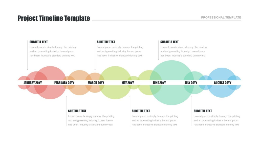 000 Surprising Project Timeline Template Powerpoint High Def  M Ppt Free DownloadLarge