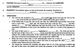 000 Surprising Renter Lease Agreement Template Image  Apartment Form Early Termination Of By Tenant South Africa Free