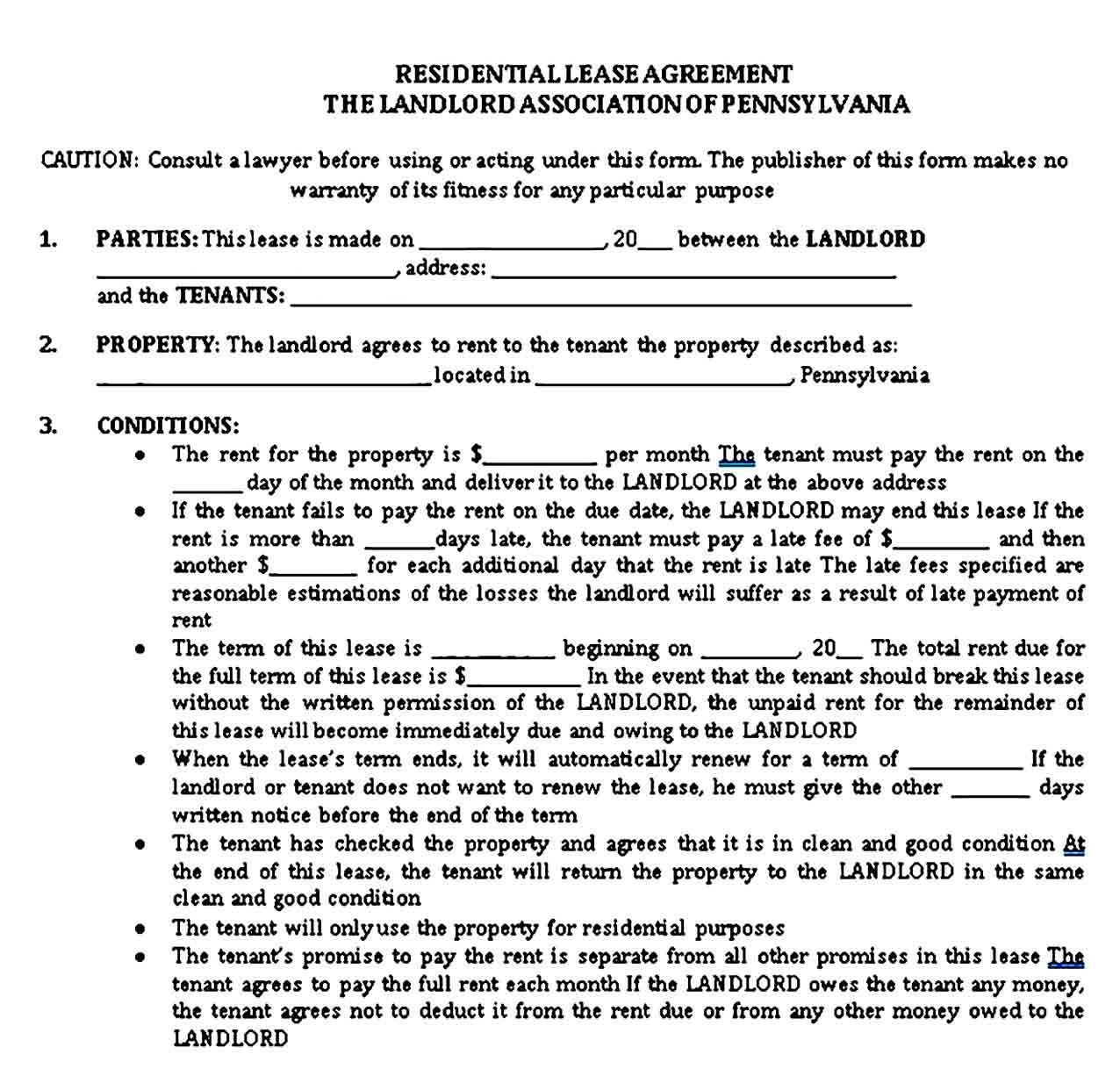 000 Surprising Renter Lease Agreement Template Image  Apartment Form Early Termination Of By Tenant South Africa FreeFull