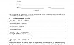 000 Surprising Wedding Photography Contract Template Canada Idea