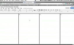 000 Top Brochure Template Google Doc Inspiration  Blank Tri Fold Slide