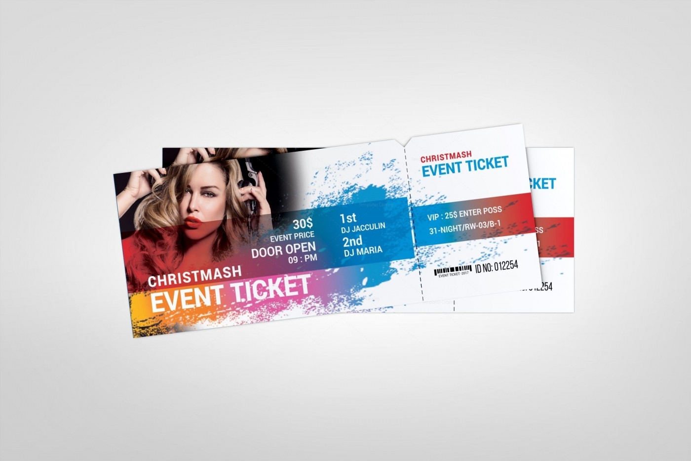 000 Top Concert Ticket Template Google Doc Example 1400