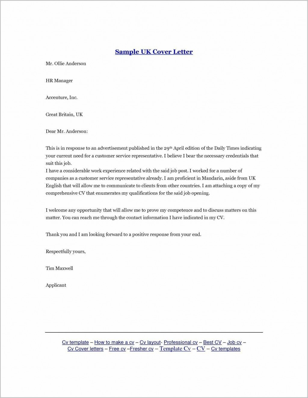 000 Top Email Cover Letter Example For Resume Sample  Through AttachedLarge