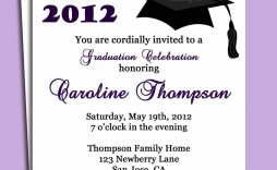 000 Top Free Graduation Announcement Template Photo  Templates Digital Invitation Printable Kindergarten