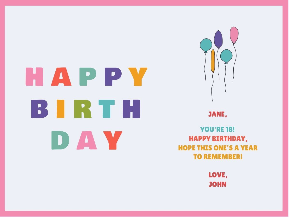 000 Top Free Printable Birthday Card Template For Mac High Definition Full