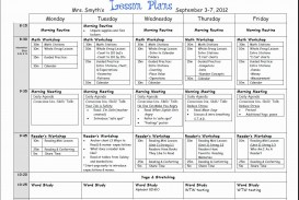 000 Top Lesson Plan Template For Kindergarten Common Core Picture