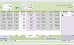 000 Top Loan Amortization Template Excel Inspiration  Schedule Free Download