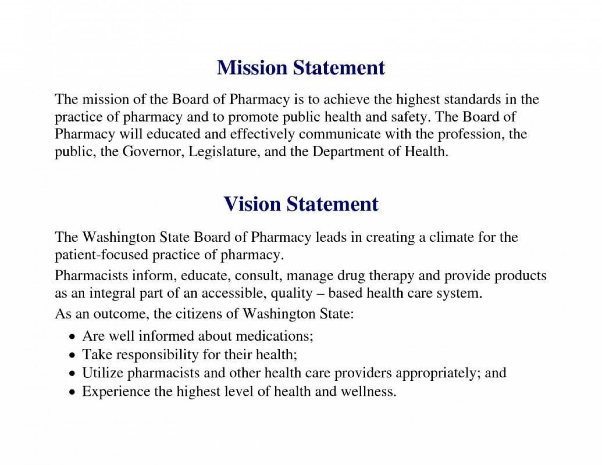 000 Top Personal Mission Statement Template High Def  Templates Example Student Good1920